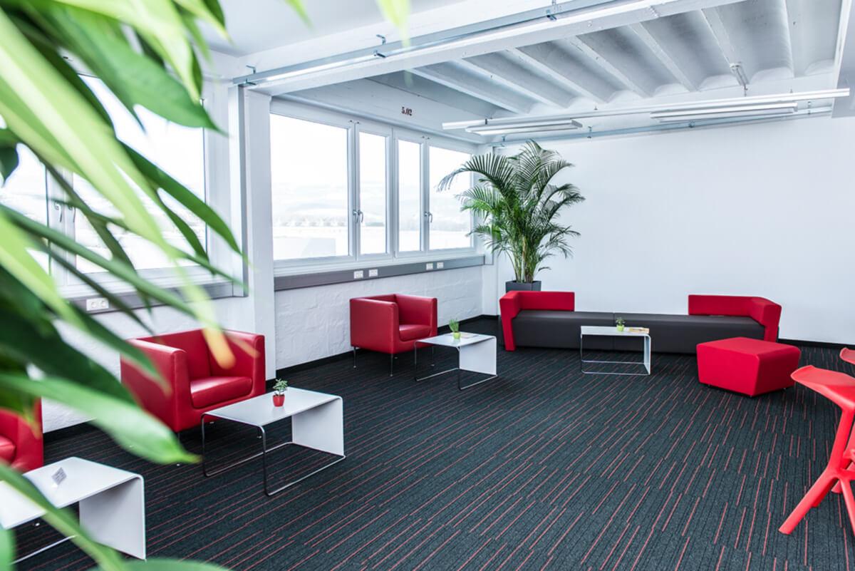 Erfolgsräume | Neue Werft Linz - Innovatives Technologiedock